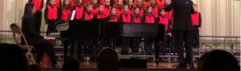 Earth Week Saturday Performance: Tamarac Elementary Select Choir