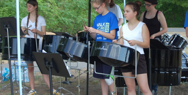Earth Week Saturday Performance: Tamarac High School Steel Drums